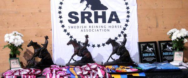 svensk reining prisbord
